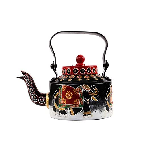 Decorative Teapot Kettle Kitchen Home Decor Vintage Style The Royal Reprise