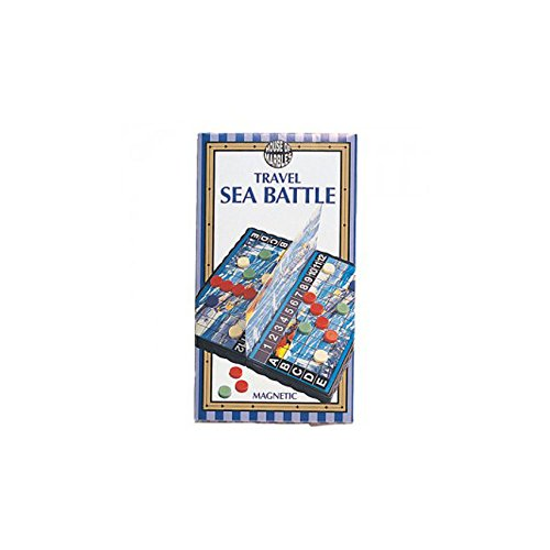 Magnetic Sea Battle Game
