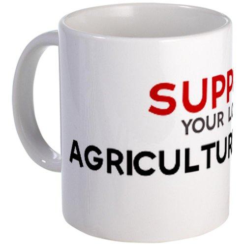 CafePress Support: AGRICULTURE TEACHER Coffee Mug - Standard