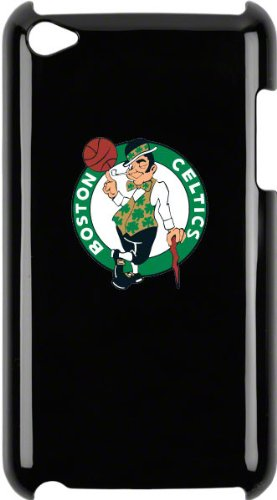 Tribeca  FVA4615 Varsity Jacket Solo Shell for iPod Touch 4G, Boston Celtics - Black at Amazon.com
