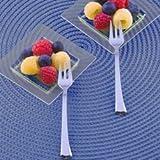 EMI Yoshi Petite Mini Tasting Forks 50 Per Pack