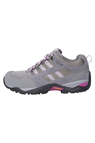 Mountain Warehouse Scarpe Donna Impermeabili Isogrip Alban Grigio 38