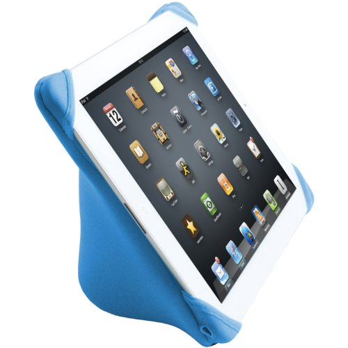 Tablet Pal Mini 7-8 Inches Universal Tablet Holder/Pillow - Blue front-576010