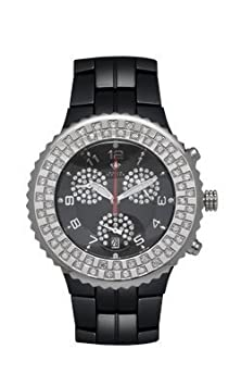 buy Aqua Master Ladies' Ceramic Diamond Watch, 1.25 Ctw
