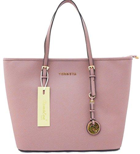 shopper-tasche-handtasche-alt-rosa-tom-eva-schultertasche
