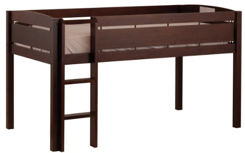 Canwood Whistler Junior Loft Bed - Espresso