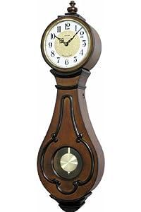 wsm senora musical chiming wall clock by