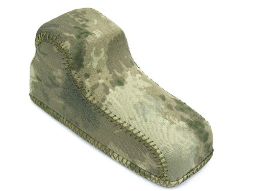 Airsoft Neoprene Protective Cover For Eotech 552 Dot Sight A-Tacs Camo