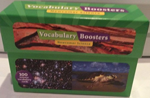 Vocabulary Boosters Newcomer Science (Frayer Model compare prices)