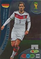 FIFA World Cup 2014 Brazil Adrenalyn XL Mats Hummels Defensive Rock