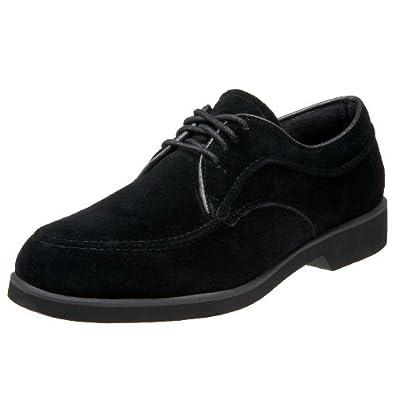 Hush Puppies 暇步士男士系带休闲麂皮鞋Men's Wayne Oxford 浅棕$57.92