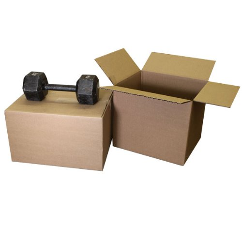 The Boxery BXT38-25 16 x 12 x 10 Inches Heavy Duty Grade Book Boxes, Pack of 25 (Moving Boxes For Books compare prices)