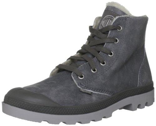 Palladium Pampa Hi, Sneaker uomo, Grigio (Grau (GRAY PILOT)), 43