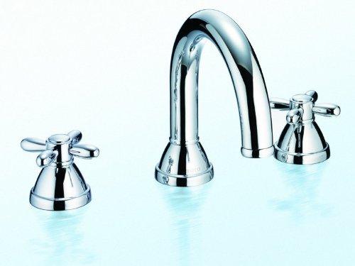 Toto Tb756Dd-Cp Mercer Deck Mounted Faucet, Chrome