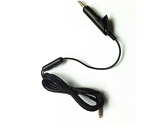 Mic Volume Control Bose Qc15 Qc 15 Headphones Earphone Headset Cable For Iphone 3 4 4S 5 5S 6