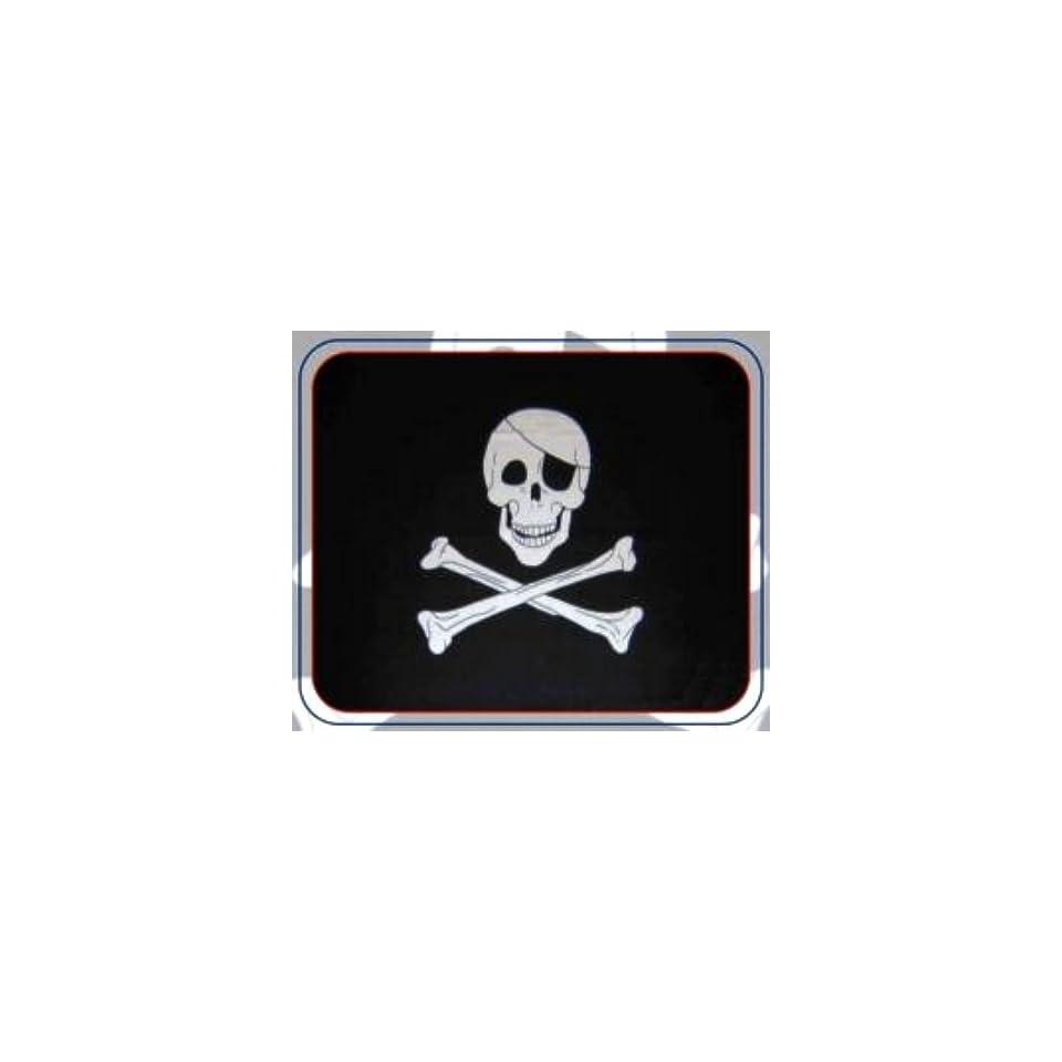 Jolly Roger Pirate Stadium BLANKET   Polar Fleece 50x60