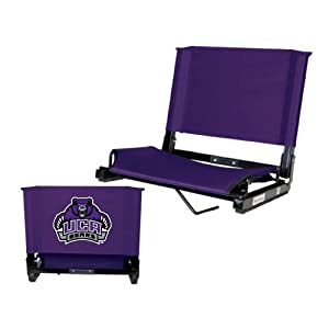 Central Arkansas Stadium Chair Purple