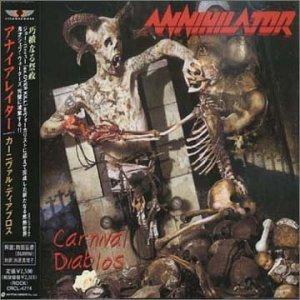 Carnival Diablos by Annihilator (2002-02-05)