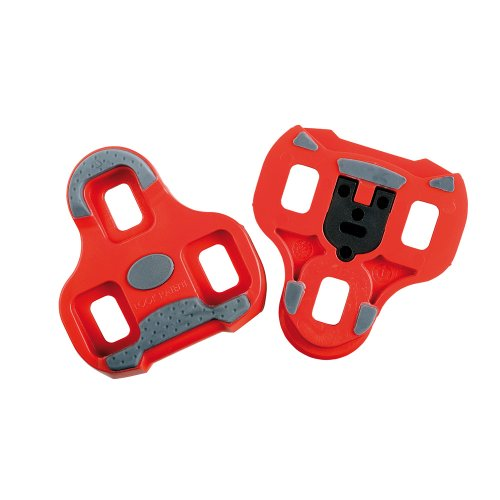 Look Keo Grip 9 Degree Cleats, Red