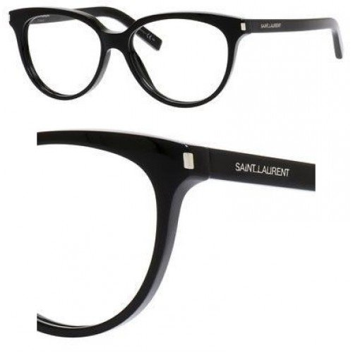 Yves Saint Laurent Yves Saint Laurent Sl 13 Eyeglasses-0807 Black-53mm
