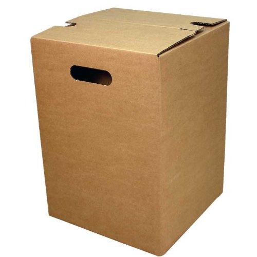20 Taburete de Cartón Café 150kg Caja de Cartón Feria Asiento Escalón Asiento para Niños Eventos