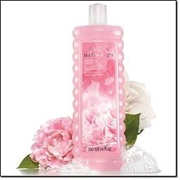 Avon Bubble Delight Blushing Kiss Bubble Bath