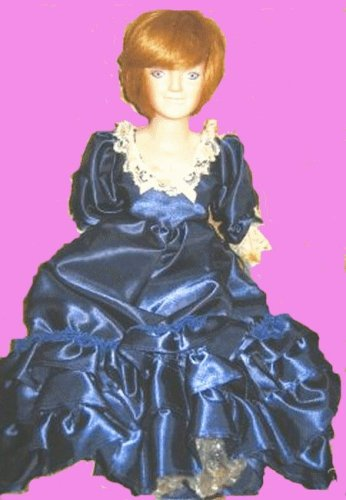 Buy Princess Diana Beautiful Porcelain Doll