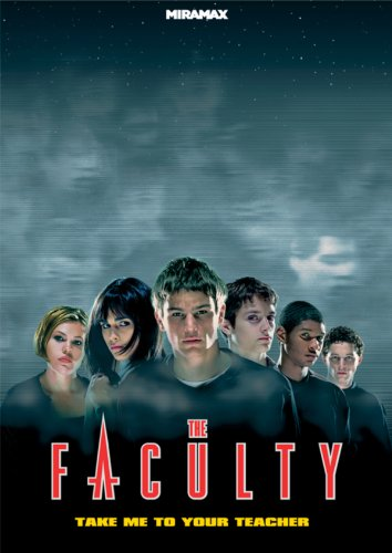 The Faculty on Amazon Prime Instant Video UK