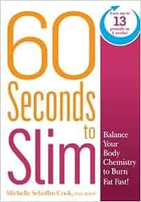 ... Burn Fat Fast!: MichelleSchoffroCook: 9781609612061: Amazon.com: Books