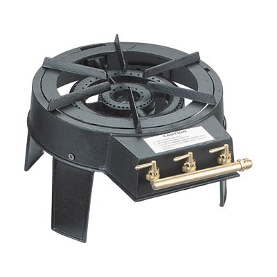 Heavy-Duty Single Burner Propane Stove