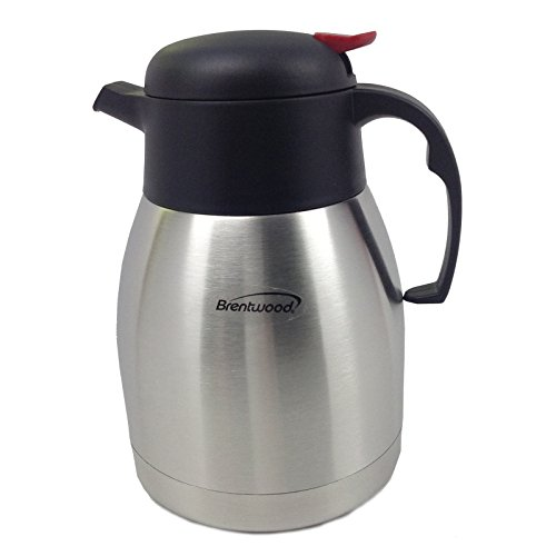 Brentwood 2.0L Vacuum S/S Coffee Pot