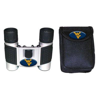 Ncaa West Virginia Mountaineers High Powered Compact Binoculars With Case