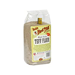 Bob's Red Mill Flour, Teff, 24-Ounce (Pack of 4)