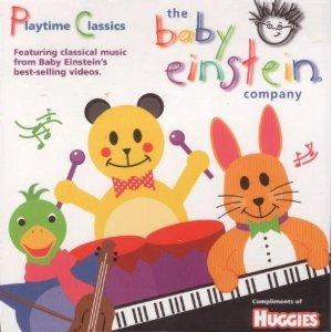 Amazon Com Baby Einstein The Baby Einstein Company Music