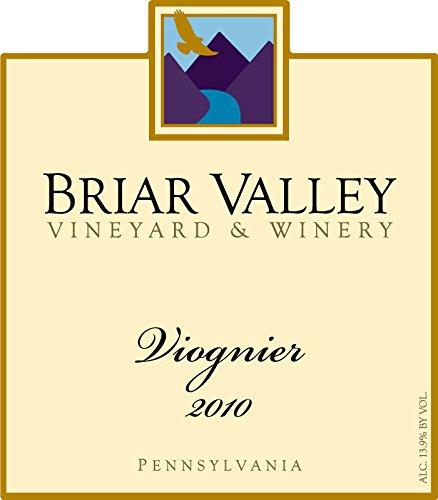 2010 Briar Valley Viognier 750 Ml