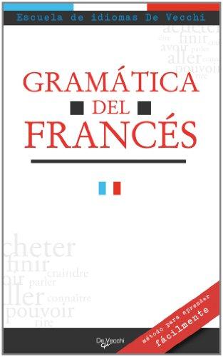 La gramática del francés