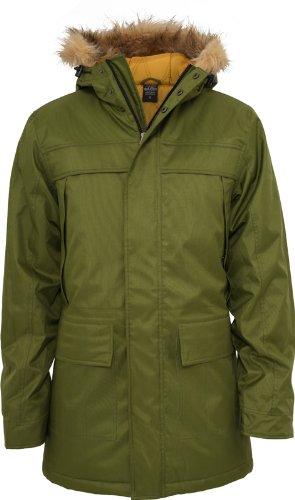 URBAN CLASSICS – Winter Parka (olive) – Jacke kaufen