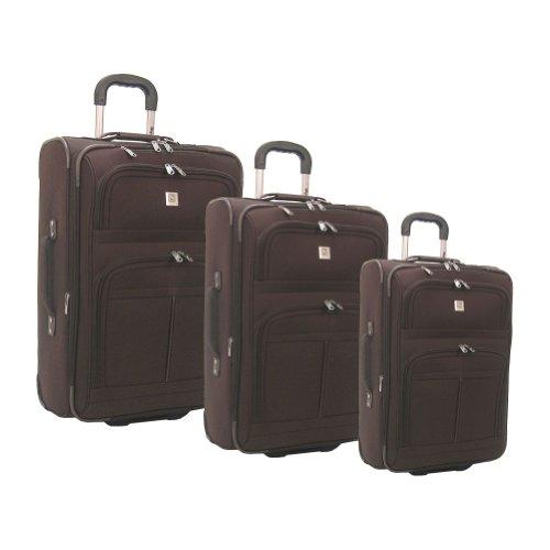 Olympia Praha 3 Piece Luggage Set