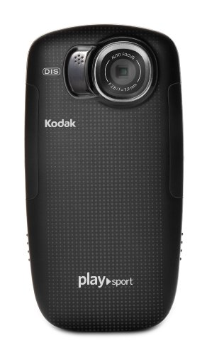 Cheapest Prices! Kodak PlaySport (Zx5) HD Waterproof Pocket Video Camera - Black  (2nd Generation)