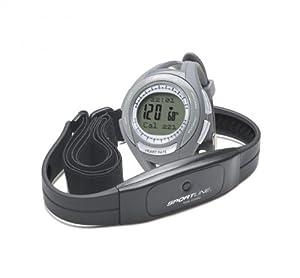 Sportline Cardio 630 Women's Monitor (Grey)