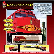 Cargo Charger Electric Train Set (Giant 38