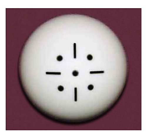 Learn More About Black Dot Practice Training Billiard Pool Cue Ball