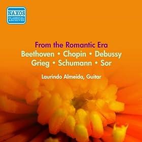 "Piano Sonata No. 14 in C-Sharp Minor, Op. 27, No. 2, ""Moonlight"": I. Adagio sostenuto (arr. L. Almeida for guitar)"