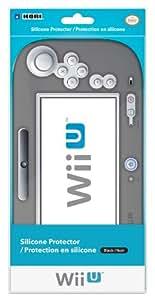 Protection en silicone pour Wii U - noir