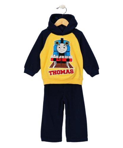 Thomas the Train 2pc Fleece Set (2T)
