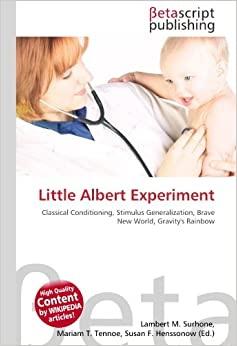 little albert classical conditioning The little albert experiment is a famous psychology study on the effects of behavioral conditioning conducted by john b watson and his assistant, graduate student.