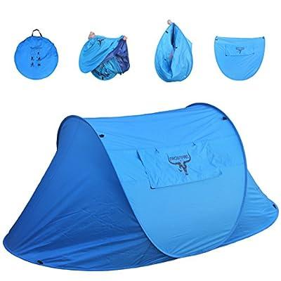 Instantes Popup-Zelt von Frostfire für 2 Personen