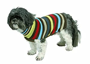 Doggy Things Stripe Jumper