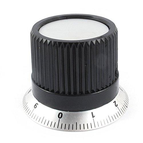 54mm-x-12mm-ajuste-fino-numerico-0-9-escala-con-estrias-del-mando-de-control-negro
