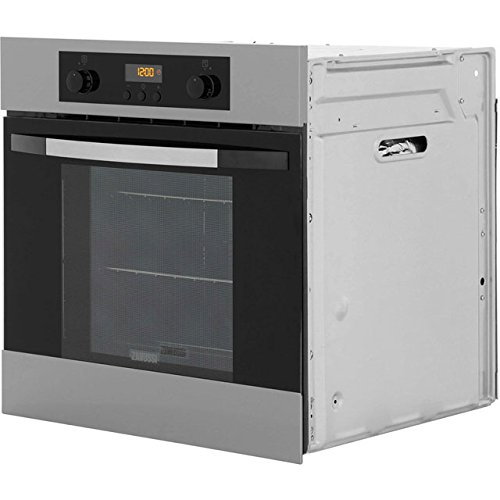 Zanussi ZOA35802XD Built In Electric Single Oven - Stainless Steel. It Will Perfeclty Look Great Built Into Your Kitchen